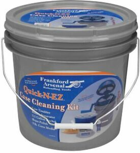 Frankford Quick-n-EZ Rotary Sifter Kit with Bucket Reloading Tools and : 507565