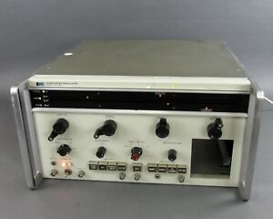Hp Agilent 8690b Sweep Oscillator