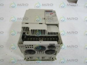 Yaskawa Drive Cimr v7aa27p6 as Pictured used