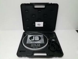 Jb Industries Atlas Refrigerant Charging Scale 100kg 220lb Capacity lp2068660