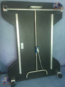 Coulmed Ac2200 2 Hourglass Surgery Table W Double Leg New Extra Pad
