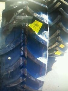 Two New 440 65r24 14 9r24 Continental John Deere Ford Tractor Tires