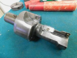 Iscar 1 25 Insert Drill Chamfer And Thread Mill Tool R130 010pb f5r510037