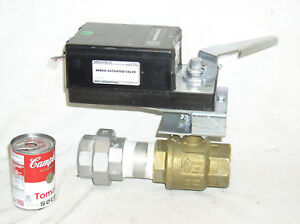 New Neptronic Aerco Electric Actuator 2 in Ball Valve 30v Dc 24v Ac Rm060n Union