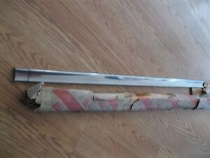 Nos 1963 Mercury Meteor Right Front Fender Moulding