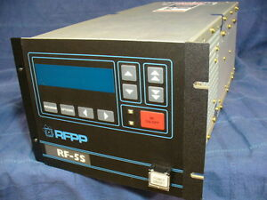 Advanced Energy Rf5s Rfpp Rf Generator 3150004 012 Power Plasma Ae Rf 5s Se 6001