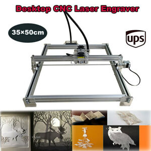Cnc Laser Engraver 1000mw Usb Engraving Machine Diy Marking Cutter Desktop