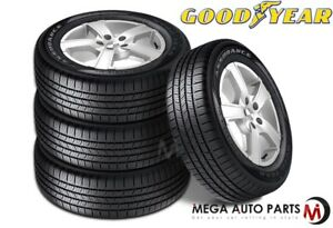 4 X New Goodyear Assurance All Season 195 65r15 91t High Quality Tires