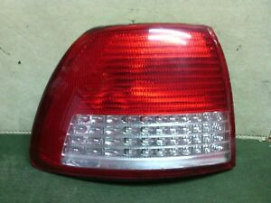 2000 2001 Cadillac Catera Lh Driver Side Tail Light Used Oem