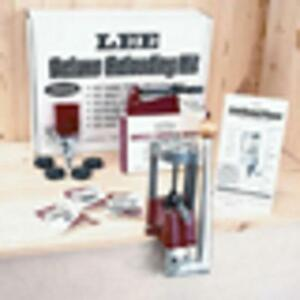 Lee Precision Deluxe 4 Hole Turret Press Kit - 90928