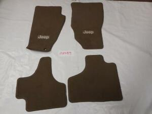 Fits Jeep Liberty 2008 2011 New 4pc Floor Mat Set