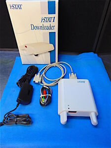 I stat 1 Downloader With Power Supply Cords In Original Box S3135b