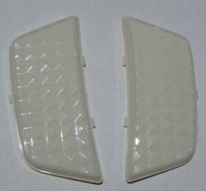 Mopar Courtesy Light Lens Pair 1966 1967 Dodge Charger New Ctl6667