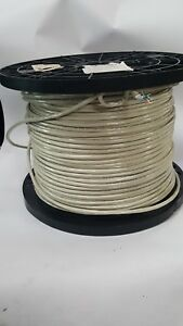 900 Feet New Belden Datatwist F2v 300v 24awg 8 Wire Coated Cat5 Tsb 36 1633a