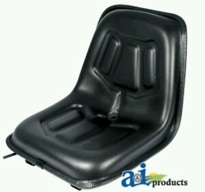 Lawn Tractor Seat With Slide Tracks Fits Many Models