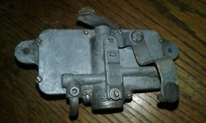 Vintage Trico Vacuum Windshield Washer Wiper Motor