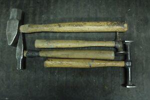 Auto Body Hammers Fairmont 4pc Set Free Shipping