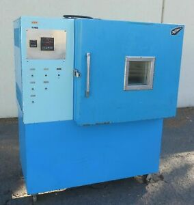 Bma Temperature Environmental Chamber Oven Model Tm 8c B m a Temp 60 To 170c