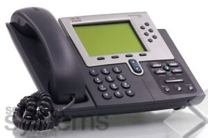 Cisco Unified Cp 280 9oz 7962 Unified Ip Phone Voip Phone Phone System