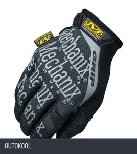 Mechanix Glove Black large