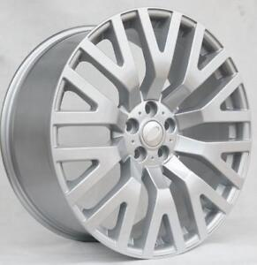 22 Wheels For Land Range Rover Hse Supercharged 22x10