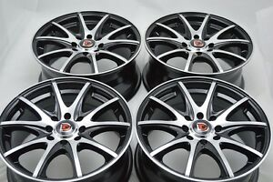 15 Rims Wheels Tires Lancer Mx3 Miata Spectra G3 G5 Ion Civic Echo 4x100 4x114 3
