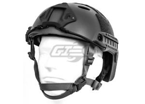 Lancer Tactical PJ Type Helmet (Black) 14419