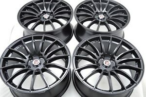 17 Wheels Rims Tires Talon Civic Fusion Accord Crz Element Prelude Camry 5x114 3