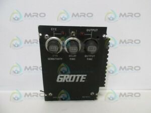 Grote 1000211 Timer Module used