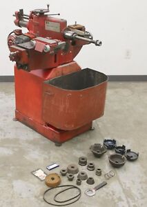 Winona Van Norman Disc And Drum Brake Lathe Loaded W Tooling Rels 2