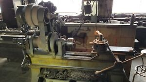 Warner Swasey Turret Lathe 5 Bed W tooling Will Ship South Bend Leblond