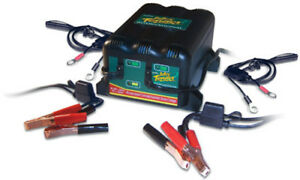 2 bank Battery Tender Plus