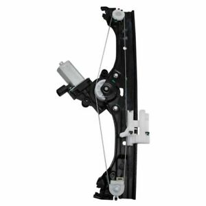 Front Window Regulator With Motor Assembly Lh Driver Side For Fiat 500 New