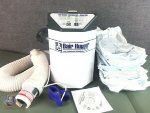 New Arizant 3m Bair Hugger 505 Patient Warming Warmer System Hose Blankets