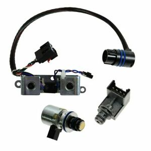 4 Speed Auto Trans Control Tcc Overdrive Governor Solenoid Kit Set For Dodge