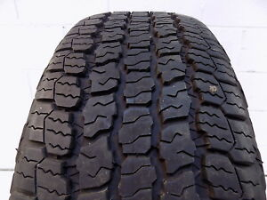 Used P275 55r20 113 T 11 32nds Goodyear Wrangler A T Adventure Owl