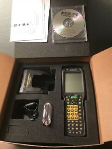 Handheld Products Hhp Dolphin 7400 Scanner complete New In Box