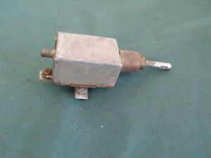 Ford 1957 1958 Convertible Top Switch Oem Fomoco 57 58