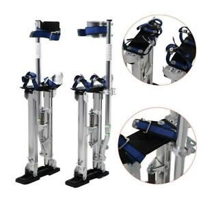 Pentagon Tool Professional 15 To 23 Silver Drywall Stilts Highest Quality New