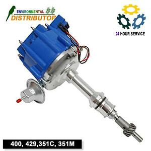 Fit For Ford 400 429 460 351c 351m Brand New Hei Distributor W 6 5k Coil Module