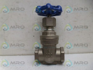 Avco 1226 Gate Valve 1 2 new No Box