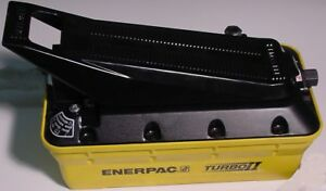 Patg1102n Turbo Ii Enerpac Air hydraulic Pump new In Box 786a