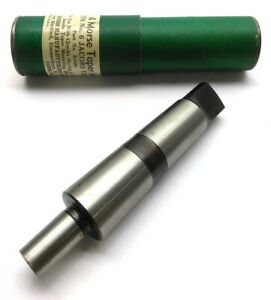 New Jacobs A0406 Drill Chuck Arbor Morse To Jacobs Taper 4mt X 6jt