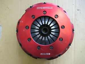 Nismo Super Coppermix Sr20det Single Plate Clutch S13 240sx Nismo Clutch S14