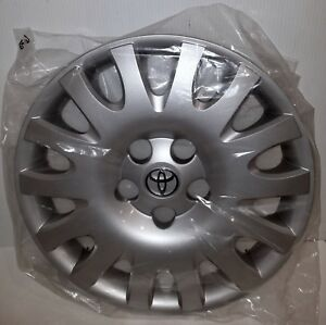 New Toyota Camry 02 06 2002 2006 16 Wheel Cover Cap Hubcap Genuine Oem