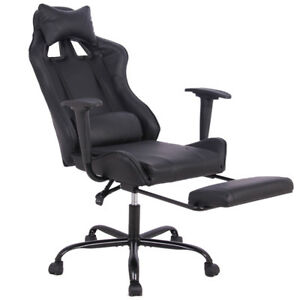 New Racing Gaming Chair Ergonomic Chair High Back Recliner Desk Computer Chair
