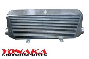 Yonaka 26x12x4 Monster Front Mount Intercooler Fmic 1000 Hp 33 Bar And Plate
