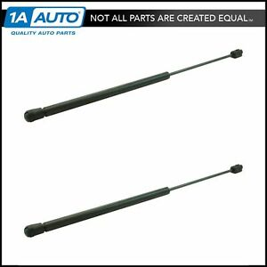 Liftgate Supports Pair Glass Lift Set Struts New For 94 98 Jeep Grand Cherokee