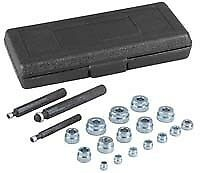 Otc Robinair Bosch 4505 19pc Bushing Driver Set Remover And Installer