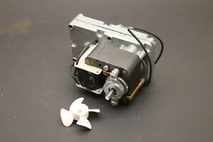 New Accuturn Brake Lathe Feed Motor 1 60 Hp 6 Rpm 120 Volt 433641